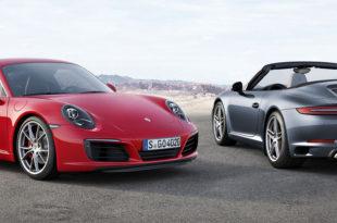 Nové Porsche 911 bude mít motor zcela vzadu