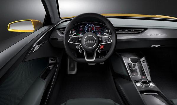 Audi Quattro Concept 4