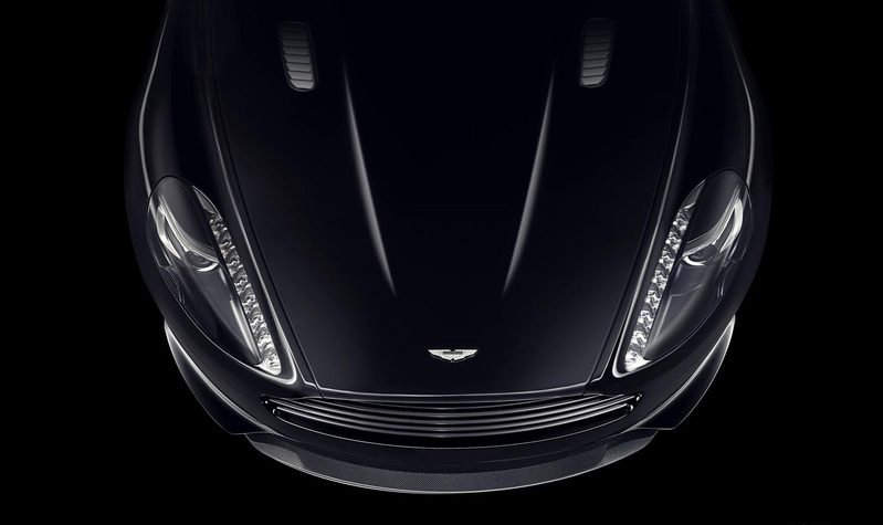 aston martin DB9 light