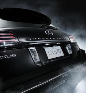 Lexus-lx 570 Supercharger