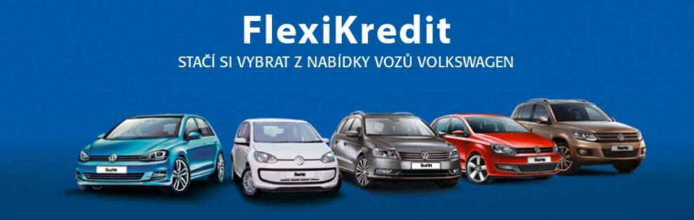 Volkswagen FlexiKredit 990 x 315